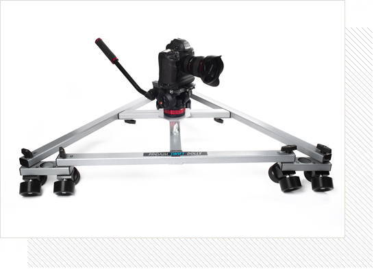 PROAIM Swift Camera Track Dolly System