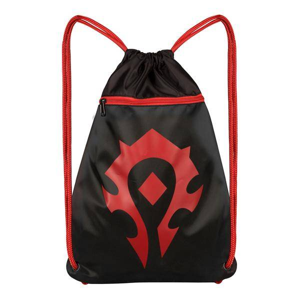 WORLD OF WARCRAFT HORDE LOOT BAG