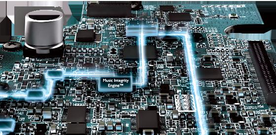 LSX Draadloze Speakers Gebruiken Digitale Signaalverwerking Op Maat
