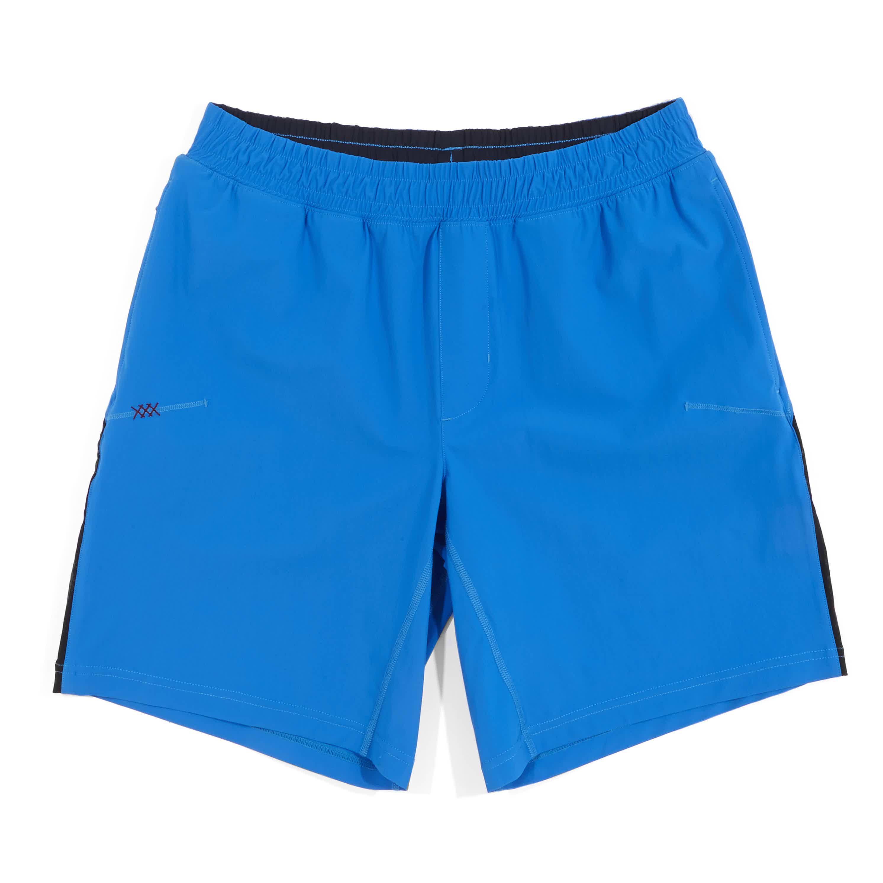 Rhone Terre Blue Versatility Shorts
