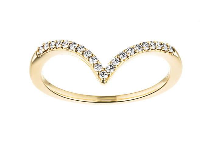 Deep V Ring