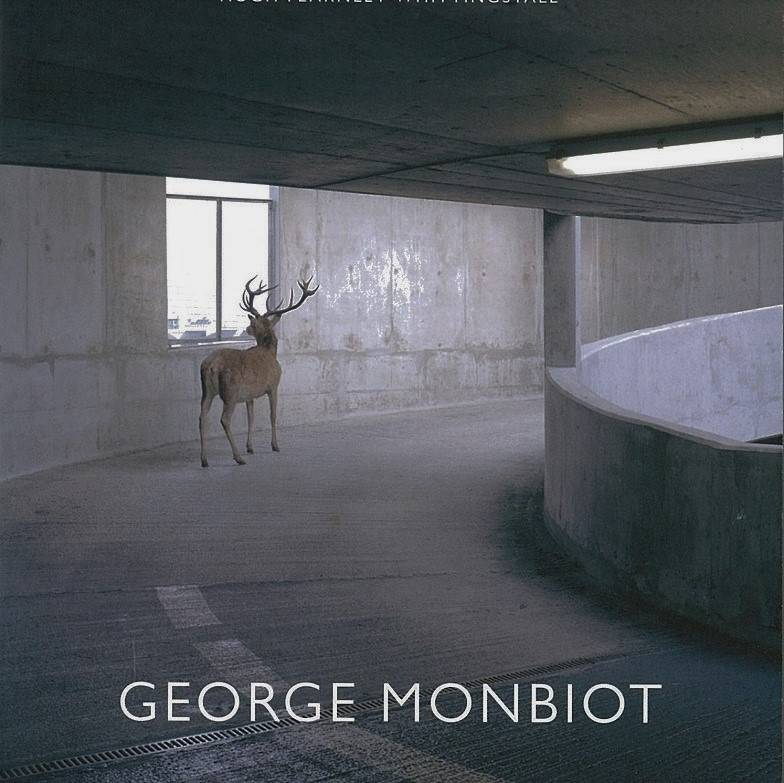 The cover of George Monbiot's Feral