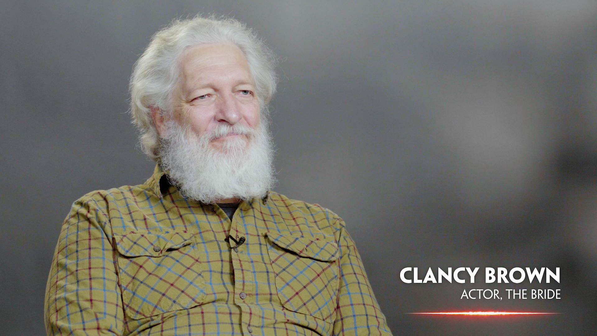 In Search of Darkness Part II: Clancy Brown interview