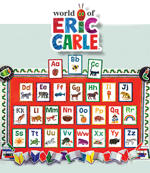 Eric Carle Classroom Decor