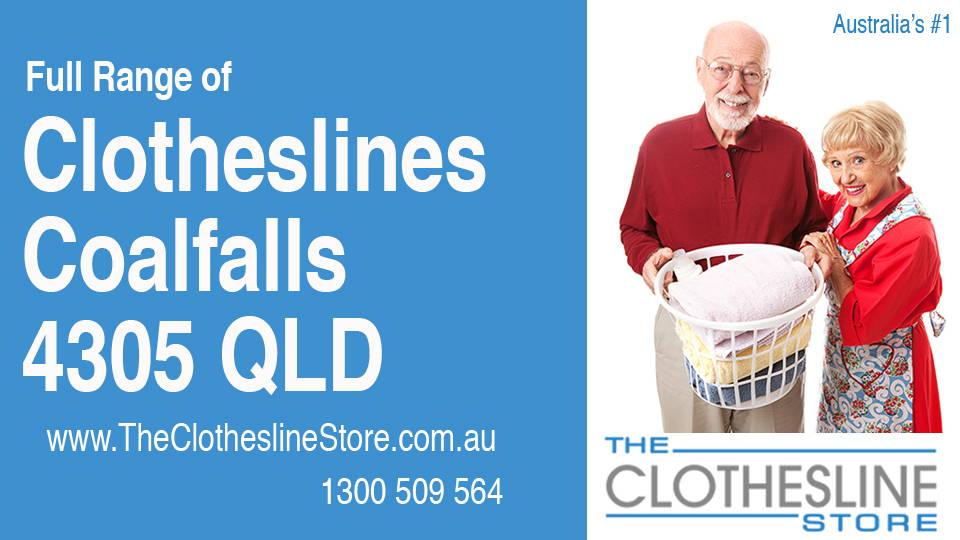 New Clotheslines in Coalfalls Queensland 4305