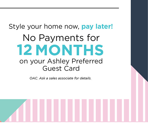 No Payments for 12 Months