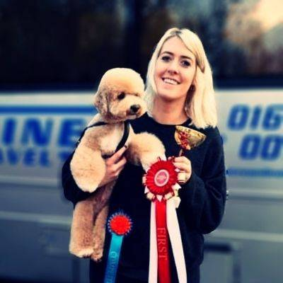 Helen Kirby Award Winning Dog Groomer and Perfect Pooch Henry, Asian Fusion, Pooch Perfect Contestant, Tutor, Teacher and Director, Pooch Perfect