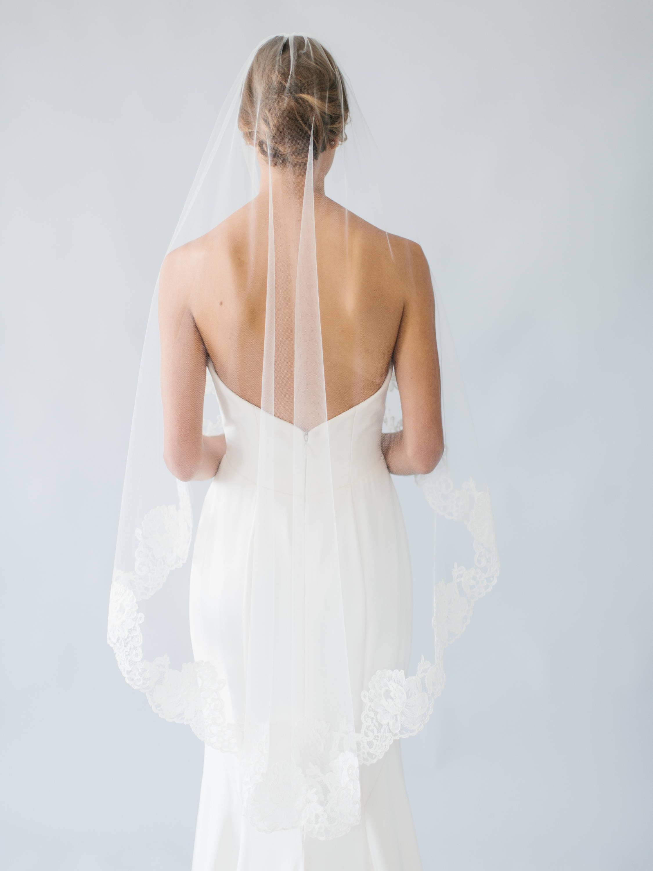 Ampersand Bridal Marietta Veil