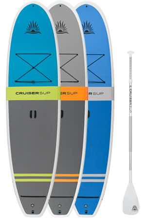 Fusion paddleboard by Cruiser SUP