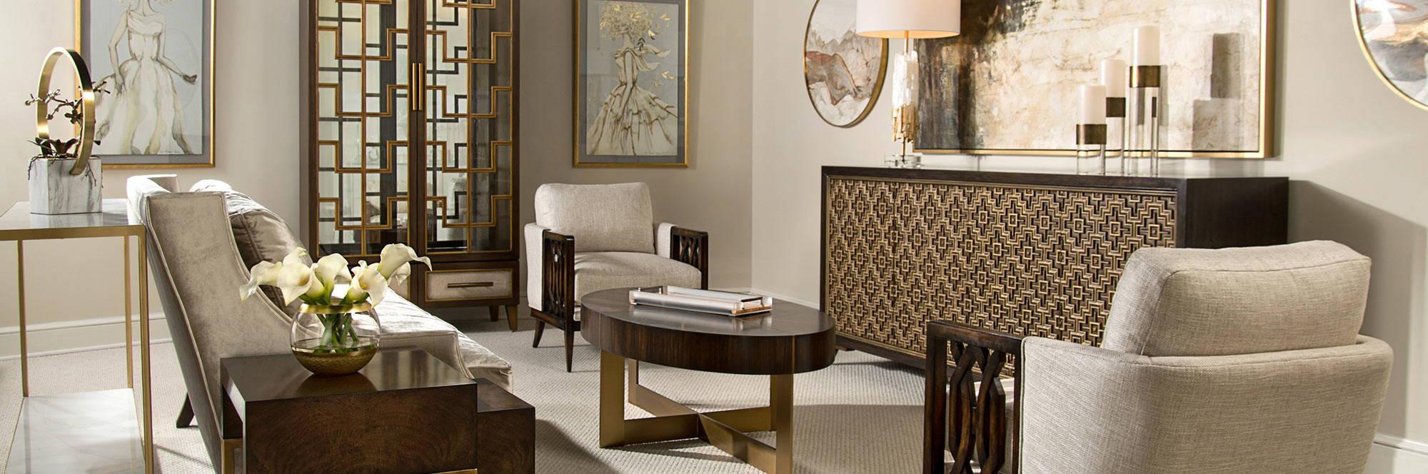 John-Richard Furniture & Home Accessories - Lounge Scheme - LuxDeco.com