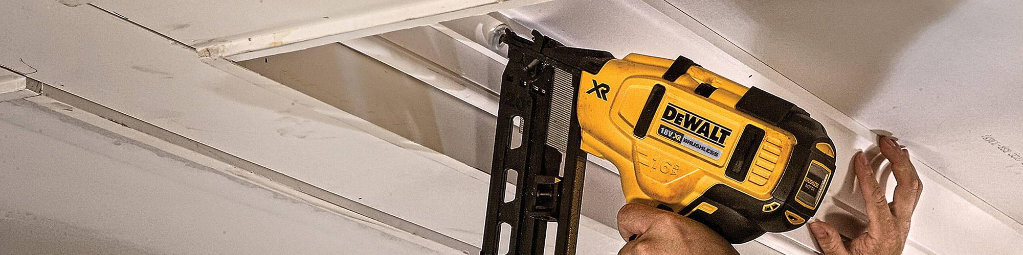 DCN660 Dewalt 2nd Fix Nail Gun Review