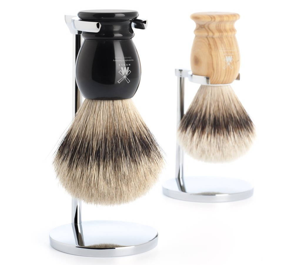 Mühle stativ med Classic Style barberkost