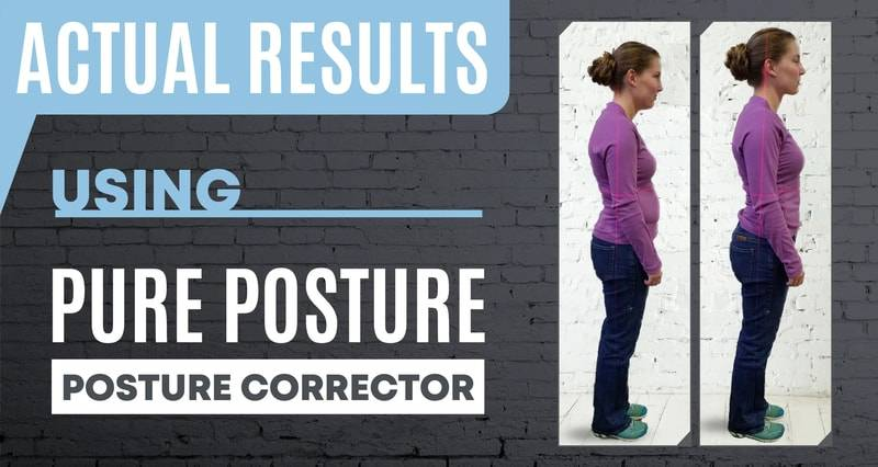 pureposture, posture, before and after images, spinal alignment