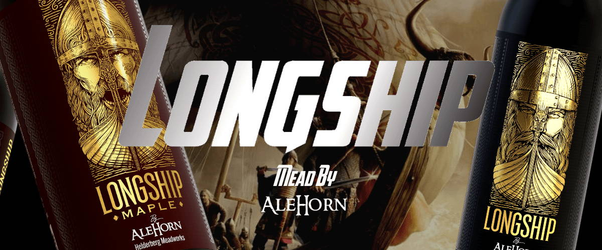 longship mead by alehorn good ass honey mead