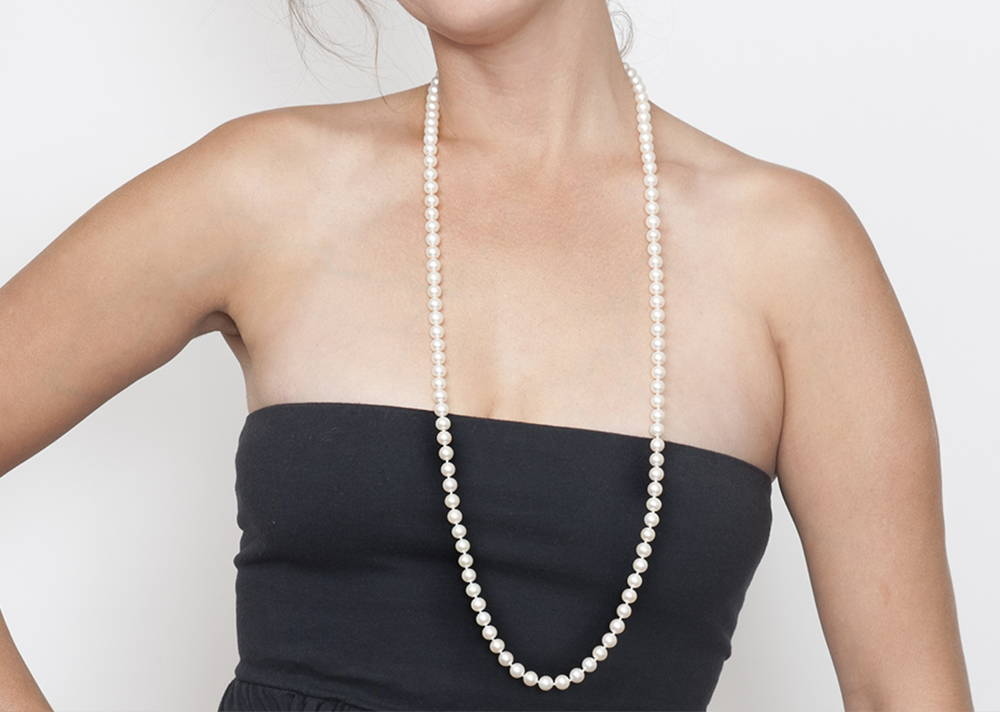 36-Inch-Pearl-Necklace-Length