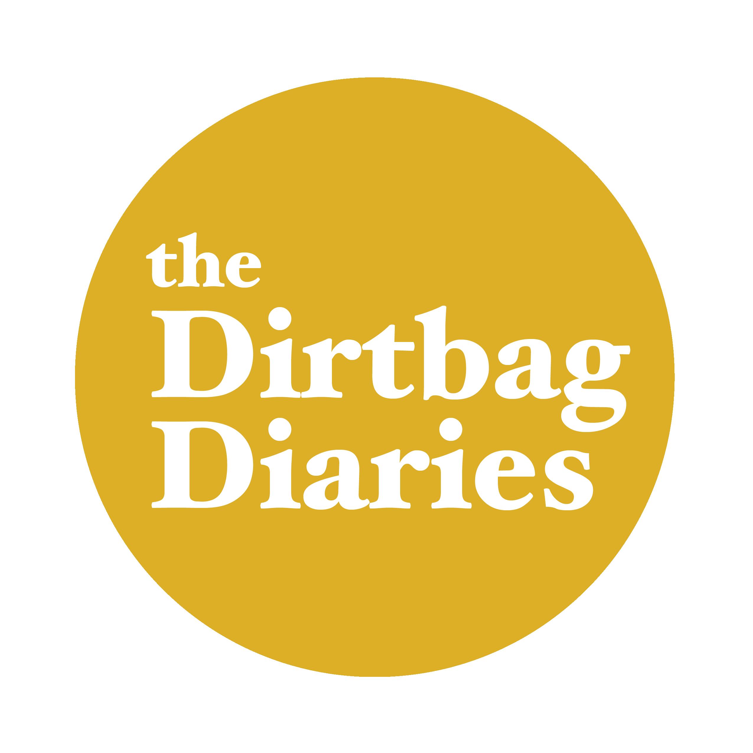 dirtbag diaries logo