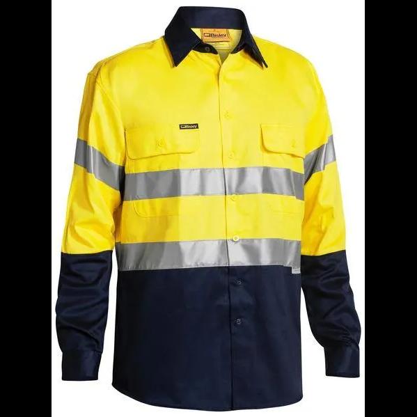 custom embroidered workwear NZ shirts