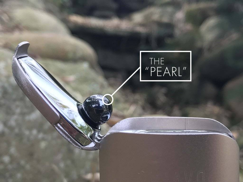 Davinci IQ Vaporizer Pearl