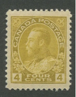 King George V Admiral Period