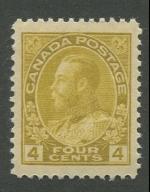 King George V Admiral Period