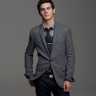 The Tweed Sport Coat