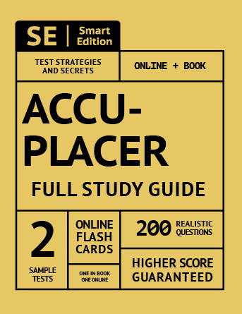 Smart Edition ACCUPLACER - Free Online Test Prep and Practice Tests