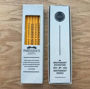 custom pencil set with box