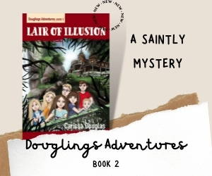 The Liar of Illusion,  Douglings adventures book 2, St. Cardinal John Henry Newman, by Carissa Douglas