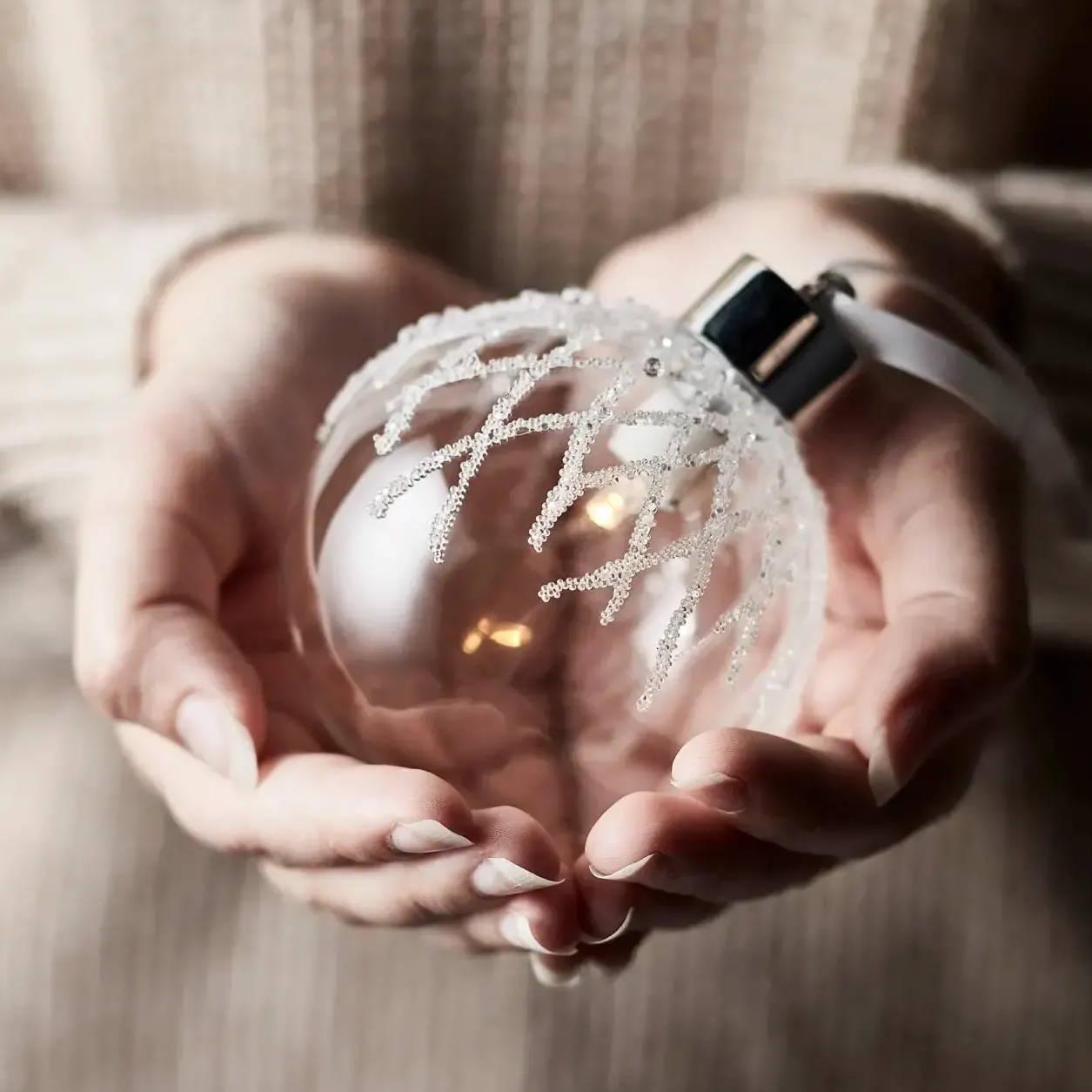Boule de Noel Décorative
