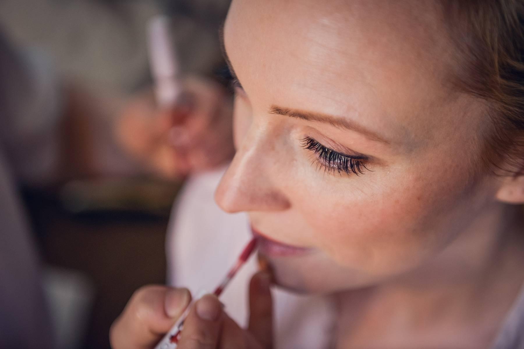 natürliches tages make-up gibt es bei püppikram - jetzt termin buchen