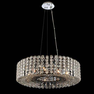 Allegri Lighting Crystal Pendants, Chandeliers, Wall Sconces, & Ceiling Lights -  Anello Collection