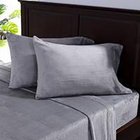 Plush or Fleece Sheet Sets