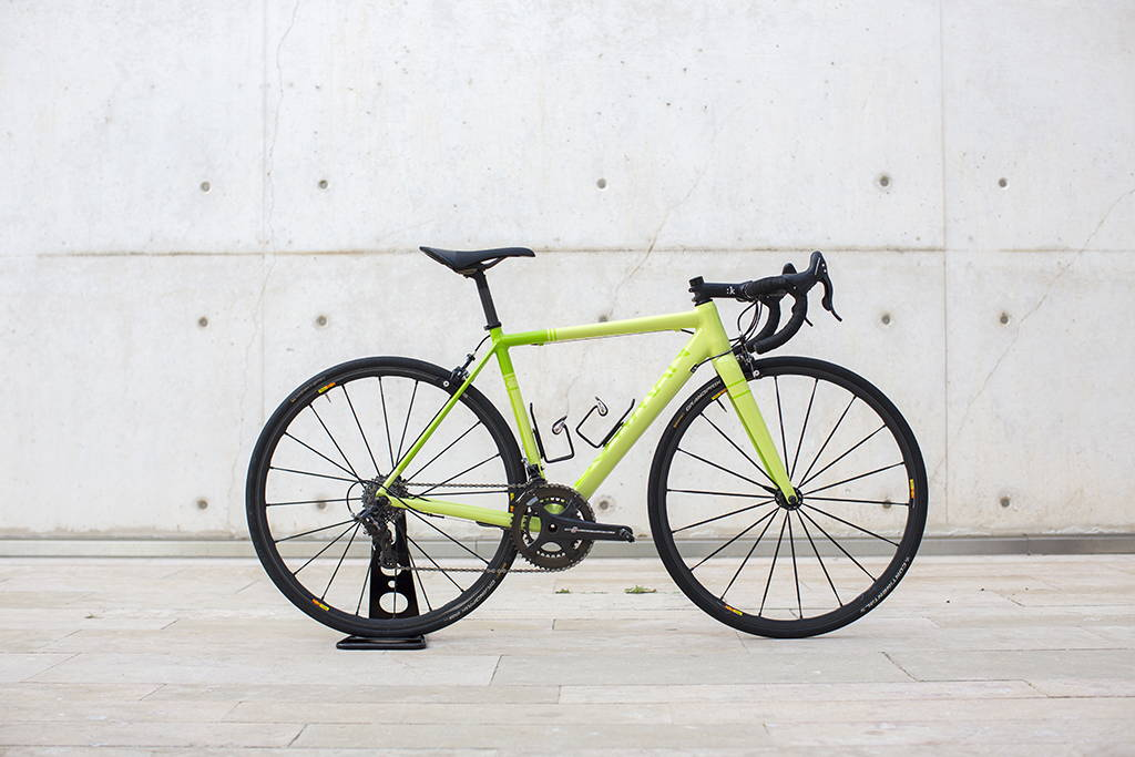 Bowman Cycles PalaceR Green Race Bike