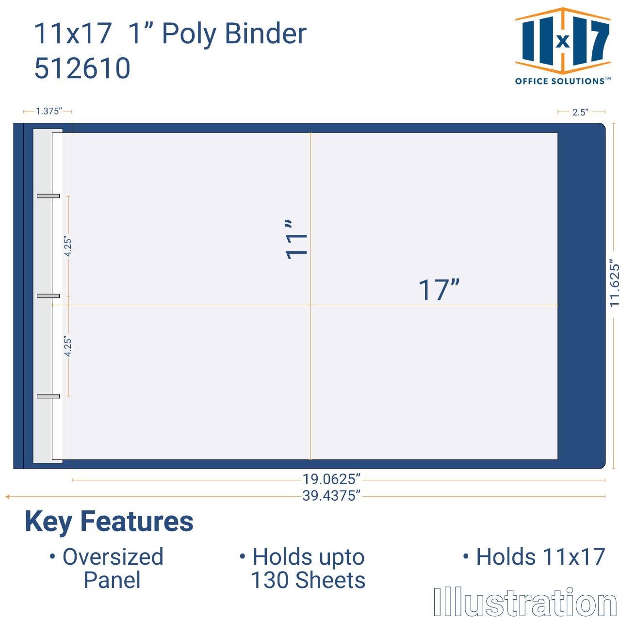 illustration of binder 512610