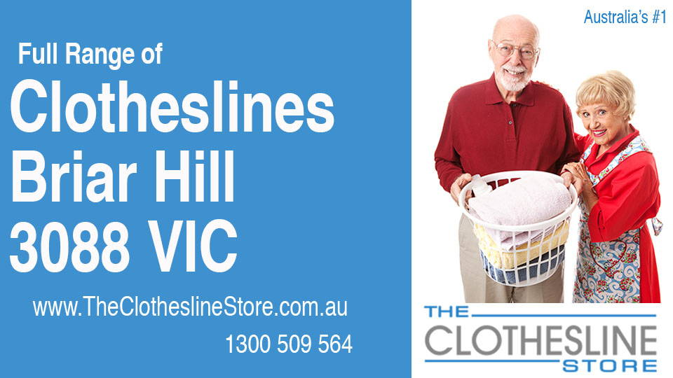 New Clotheslines in Briar Hill Victoria 3088