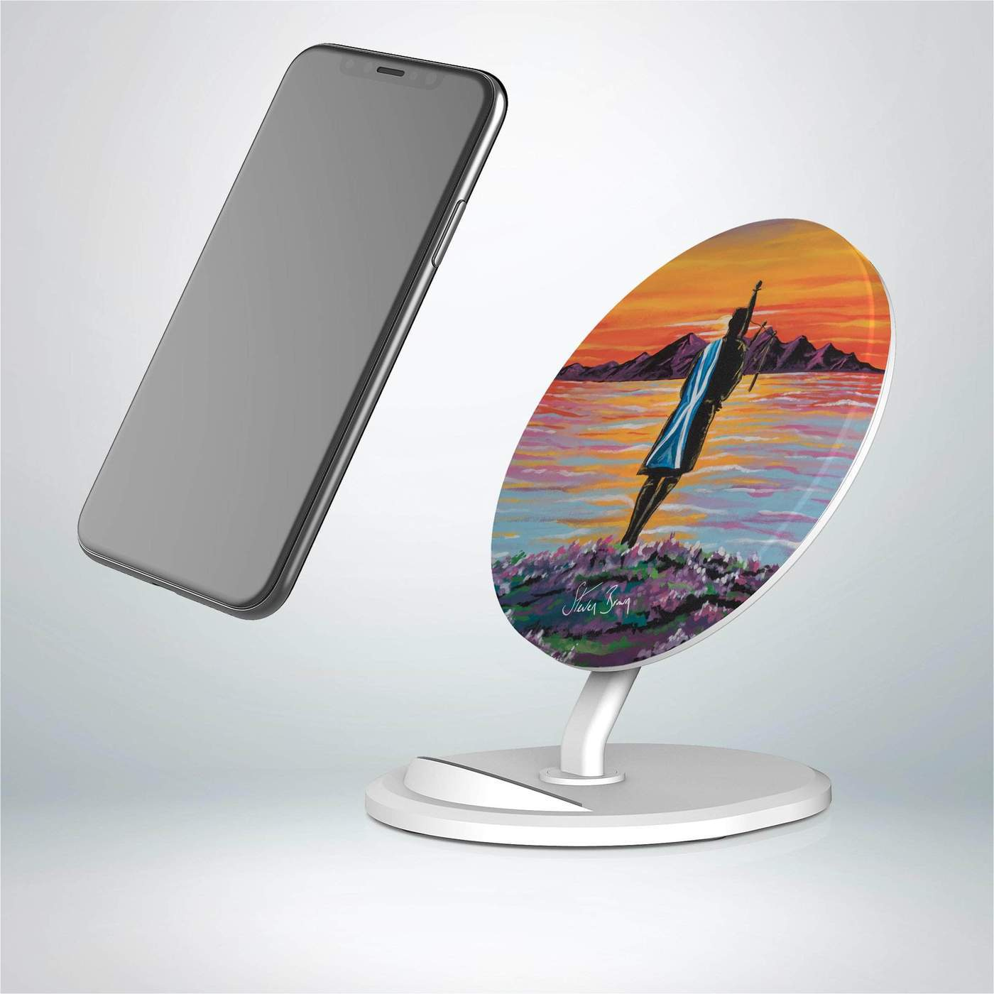 Steven Brown Wireless Charger - Technology collection