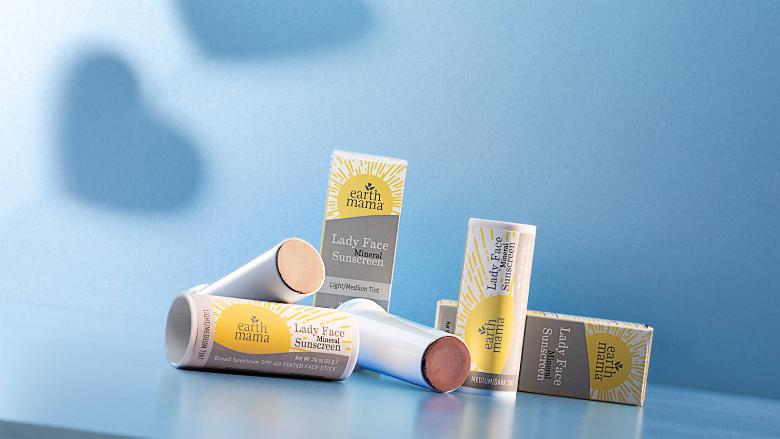 Lady Face Mineral Sunscreen