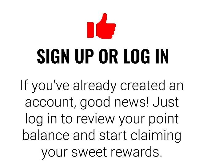 Sign Up or Log In