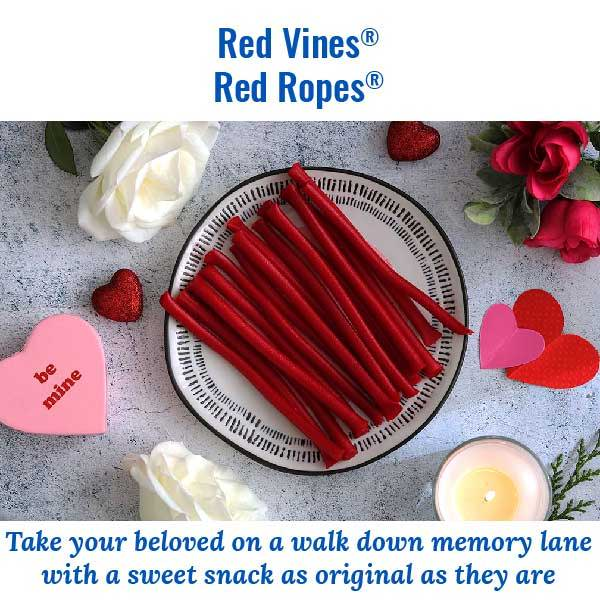 Red Vines Red Ropes