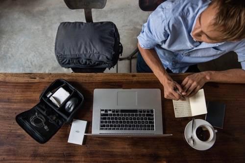 Minaal Business Time Bundle - Daily bag, Shoulder Sling, Shirt Protector, Toolcase