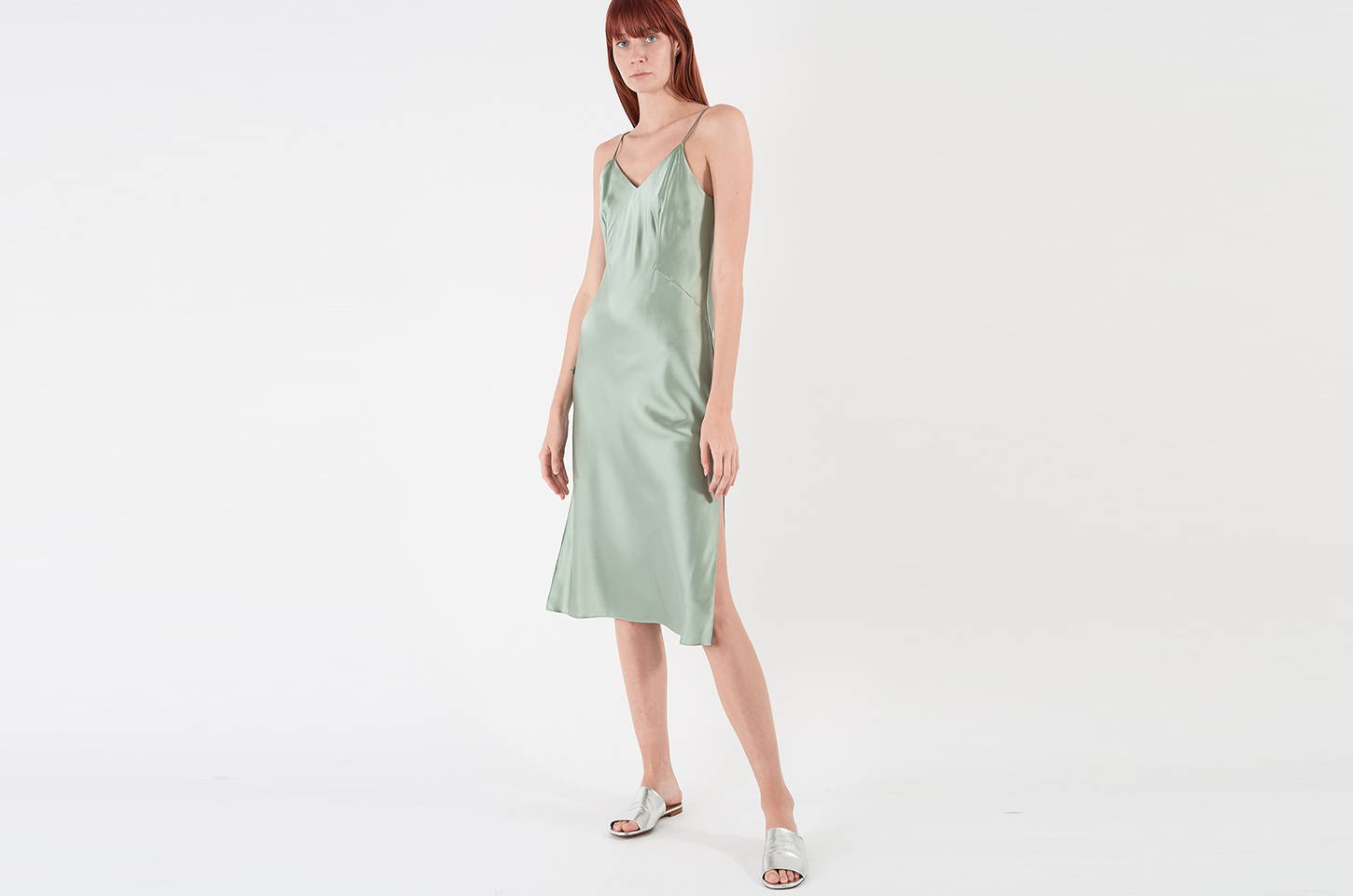 Our Exclusive The Great Eros exclusive slip dress