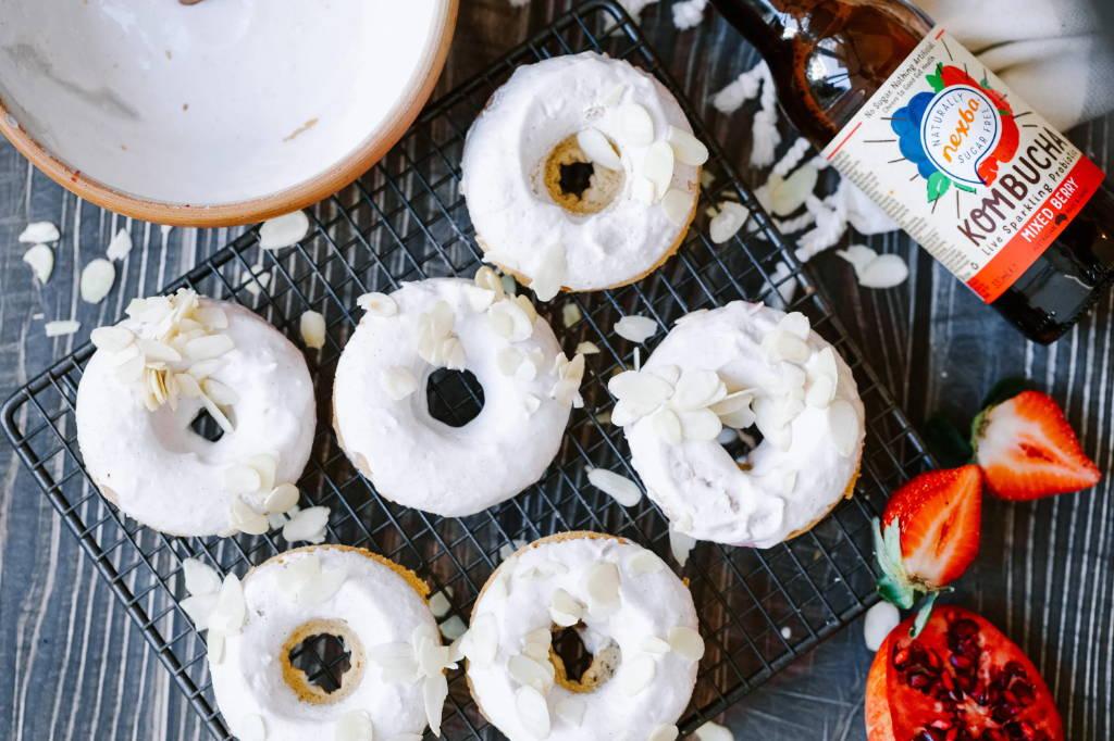 Nexba Perfect Baked Vegan Doughnuts