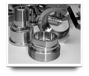 CNC Production Machined Parts - Threading