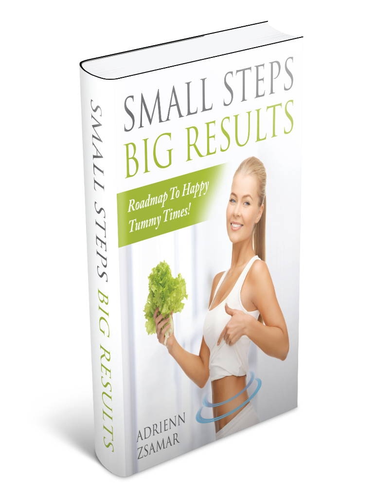 Small Steps Big Results Ebook By Herbalist's Best