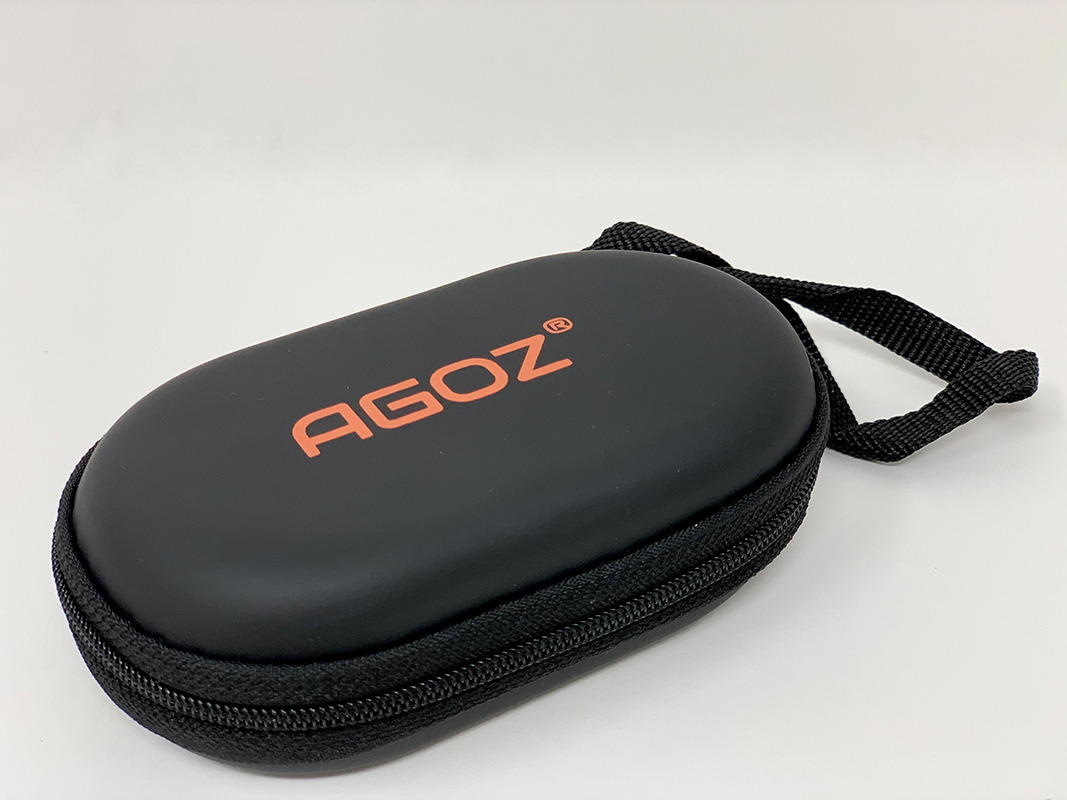Hard Protective Carrying Case and Storage Pouch