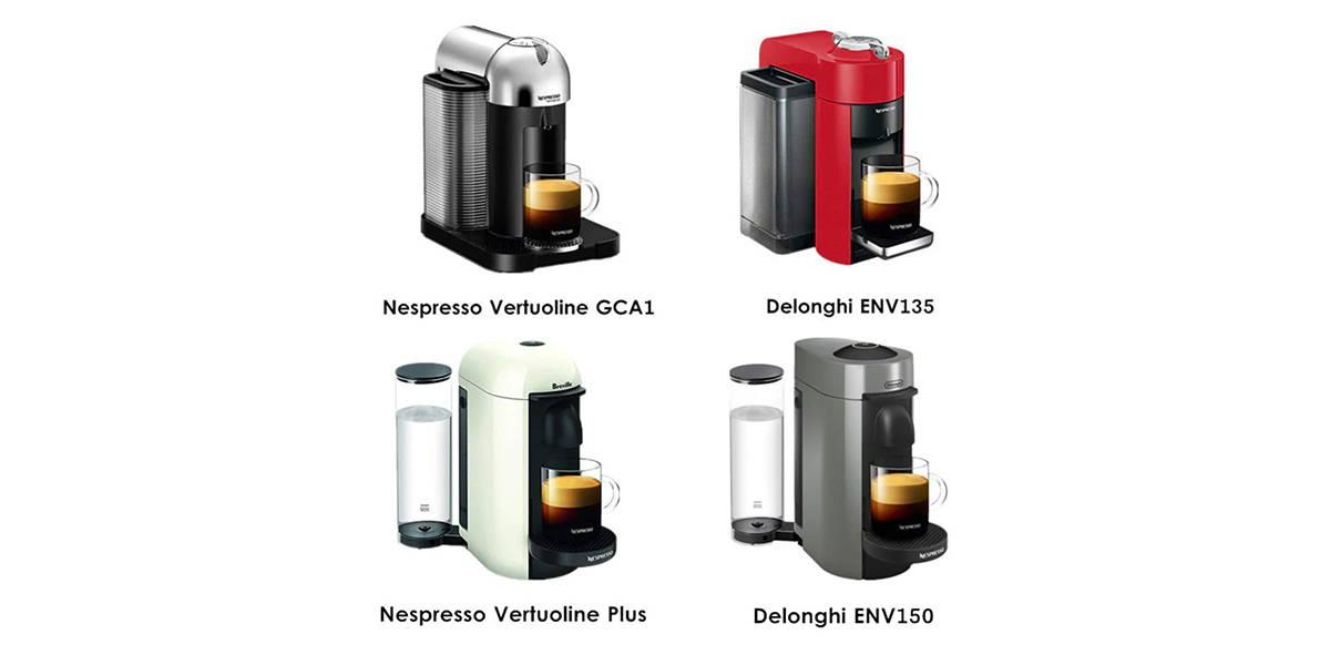 Nespresso Vertuoline And Delonghi Env Compatible Reusable Coffee Pods