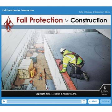 Fall Protection for Construction Online Course