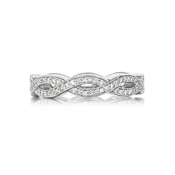 Penny Preville Entwined Eternity Band
