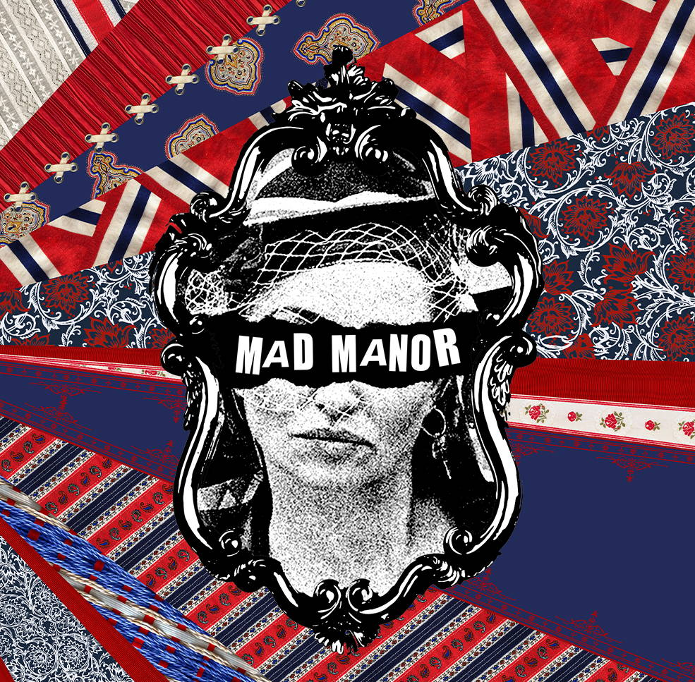 Mad Manor | English inspired prints and mirror