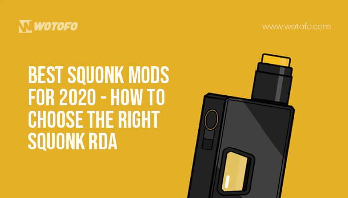 best squonk mods